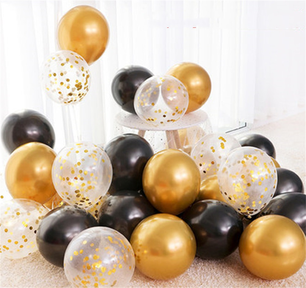 18pcs 10inch Multicolor Latex Balloons Matte Helium Globos For Wedding Decoration 17