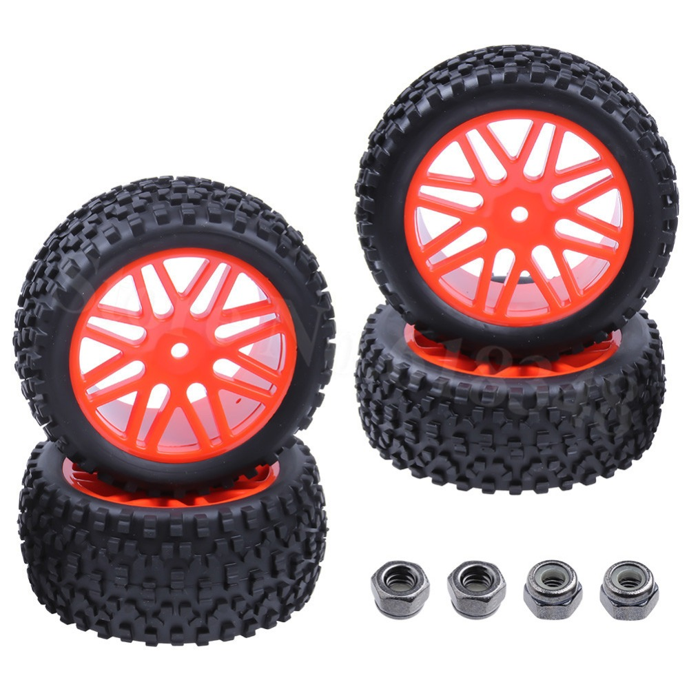 12mm Wheel Hex 102042 Purple For RC Redcat 1//10 Volcano EPX Electric Truck 94111