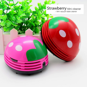Mini Straberry Desktop Cleaner