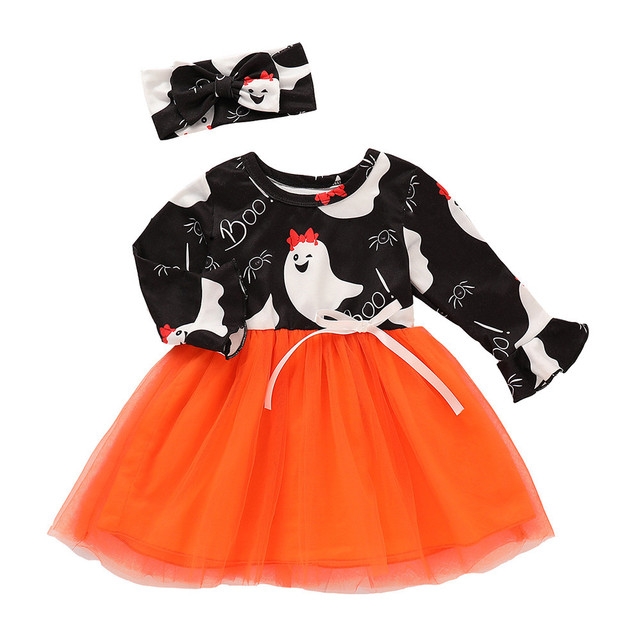 Baby Halloween Dress...