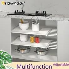 Wardrobe-Rack Storage-Holder Cabinet-Shelf Closet Home-Organizer Space-Saving Adjustable