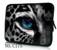 Kar Leopar laptop çantası Kol tablet kılıfı notebook kılıfı 7 10 12 13 14