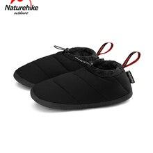 Водонепроницаемые ботинки Naturehike NH20FS027 для мужчин и женщин, мягкая обувь для сна, для зимнего отдыха, походов, сноубутсы