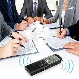 Image 5 - מקצועי 8GB מקליט קול עט USB MP3 נגן mult פונקצית דיקטפון הדיגיטלי אודיו מקליט ראיון עם VAR/VOR