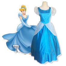 HISTOYE The Animated Movie Cinderella Costume Cinderella Cosplay Clothing Princess Skrit for Women Halloween Costume Party cinderella cinderella long cold winter 180 gr