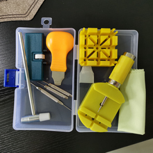 שעון rRepair ערכת שעון קטן כלי חזרה מקרה של לחטט מטר להסיר את שעון להקת להסיר את Tab תיקון כלים