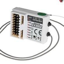 Walkera DEVO RX1002 Devention 10CH 2.4GHz White RC Receiver for Walkera