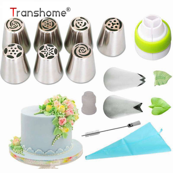 Transhome Russian Icing Piping Nozzles  1