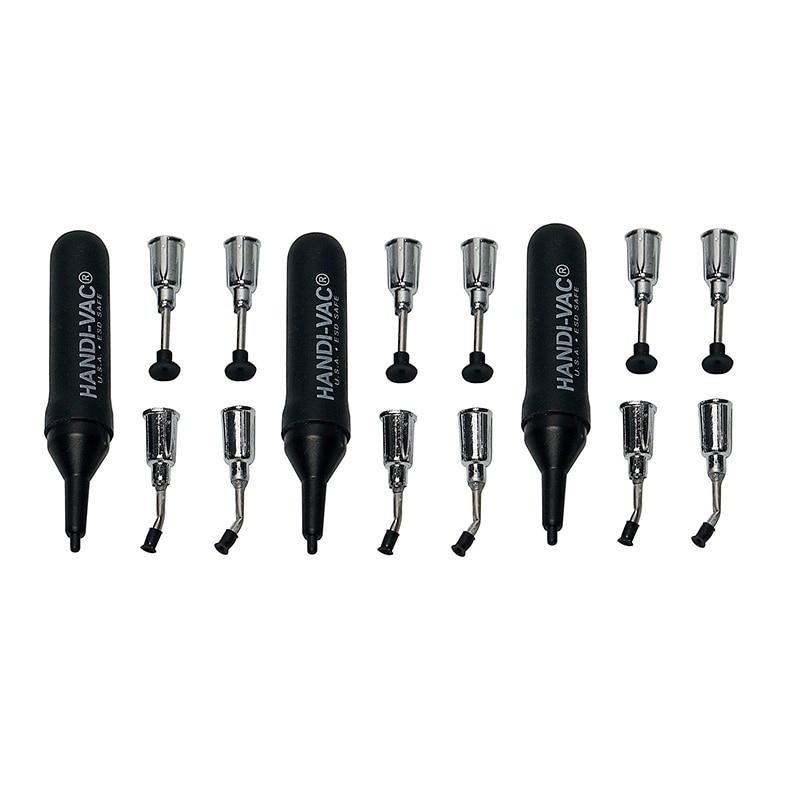 IC SMD Easy Pick Picker Up HANDI-VAC USA ESD Suction Headers Vacuum Sucking Pen