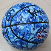 Уличный баскетбольный мяч для взрослых баскетбола Размер 7 стандартный
