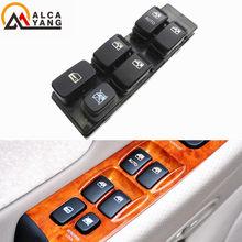 Nuevo envío gratis 93570-3D121 delantera izquierda interruptor principal de ventana eléctrica para 2003-2005 Hyundai Sonata