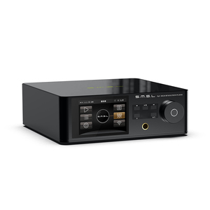Image 3 - SMSL DP5 HIFI ağ müzik çalar ES9038Pro buharda oynatma MQA tam çözme DSD256 MQA DLNA SAMBA akıllı WIFI oyuncu