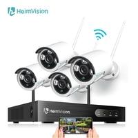 HeimVision HM241 8CH NVR CCTV Wireless System Audio Record 4/8PCS Outdoor P2P Wifi IP Security Camera Set Video Surveillance Kit