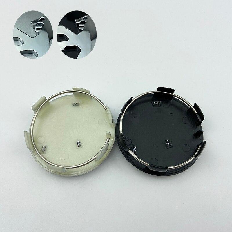 4 шт. 60 мм эмблема автомобиля Центр колеса для Peugeot шапки Знак концентратор Чехлы стикер автомобиля Средства для укладки волос