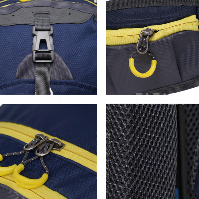 Waterproof Climbing Backpack Rucksack 40L Outdoor Sports Bag Travel Backpack Camping Hiking Backpack Women Trekking Bag For Men 5