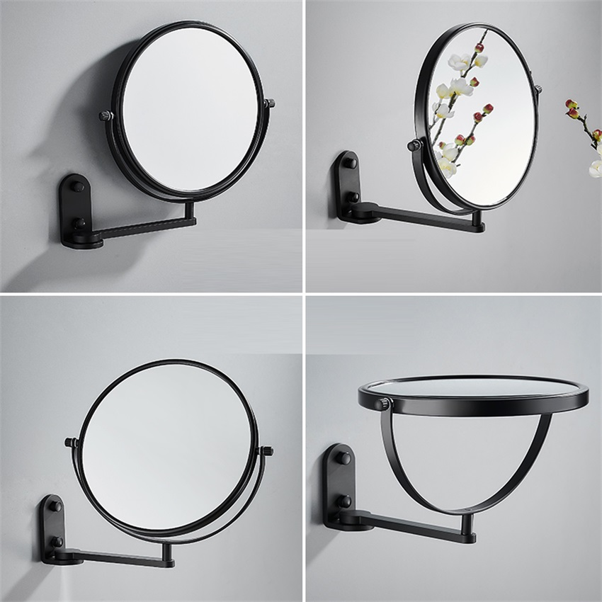 Magnifying Makeup Mirror Wall Mount
