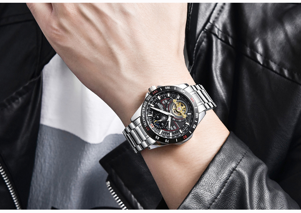 HAIQIN Men's/mens watches top brand luxury watch men mechanical Military waterproof wristwatch mens Tourbillon reloj hombre 2019 H4fbbdccf43704a39896f68f06f21087fw