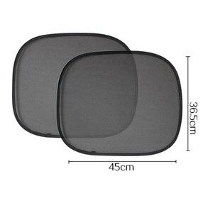 Image 2 - Car Sun Shade Auto Curtain Window Film Protection Sun Blind Sunshade Windshield Glasses Cover Summer Sunglasses Side Shields