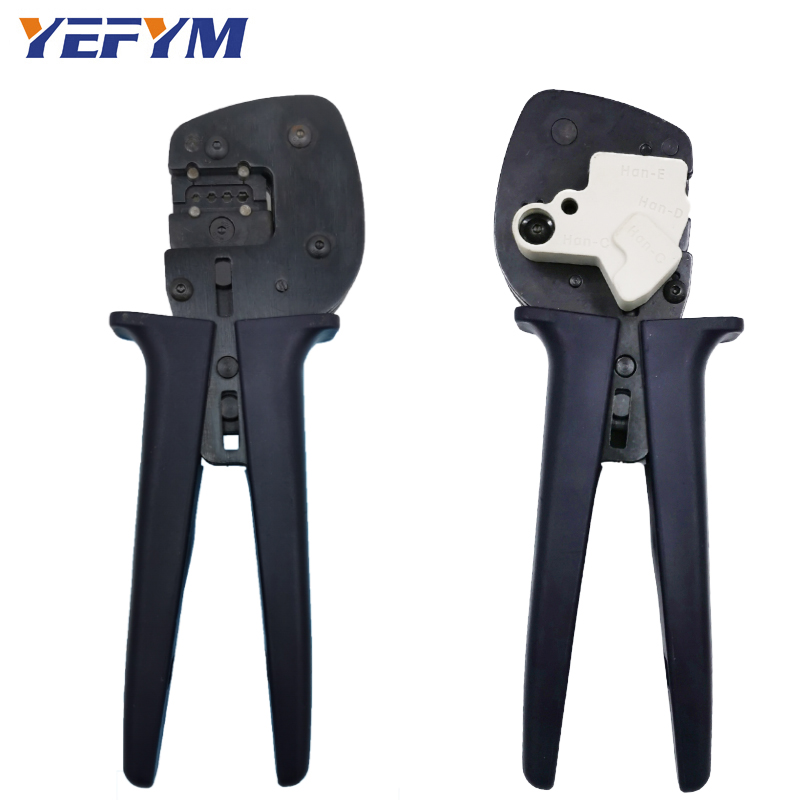 Aviation Depth Pliers Connector Crimp YE Harting Pin Automatic Tools Adjustment Heavy Crimping Hardin Terminal Duty 166 Tools Of