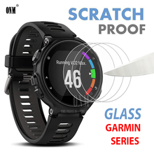 For Garmin Forerunner 235 225 230 245 645 935 945 45 45S Approach S62 Tempered Glass Screen Protector Smart watch accessories