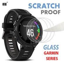 Voor Garmin Forerunner 235 225 230 245 645 935 945 45 45S Aanpak S62 Gehard Glas Screen Protector Smart horloge Accessoires