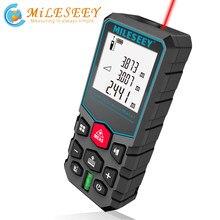 Mileseey X5 distancemètre laser professionnel medidor télémètre laser trena laser metro télémètre laser