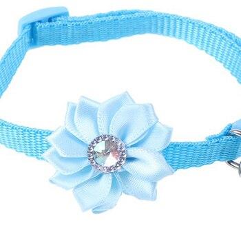 Bell Crystal Dog Collar 6