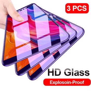 3 sztuk 9H szkło hartowane dla Xiaomi Mi 8 9 SE 10 lite 9 Screen Protector dla Xiaomi Mi A2 A3 9T Pro Pocophone F1 szkło ochronne tanie i dobre opinie LITBOY Anti-Blue-ray CN (pochodzenie) Przedni Film MI 8 SE glass on xiaomi mi 8 se glass on xiaomi mi 9 glass on xiaomi mi 9 se