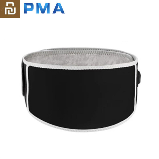 Youpin Originale PMA Cintura Lombare di A10 Trattamento Cintura Grafene febbre, Ultra sottile, Secondo la tecnologia di calore, anti scottature per Linverno