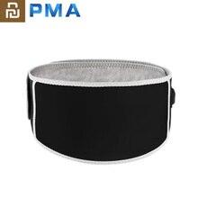 Youpin الأصلي PMA حزام قطني A10 حزام العلاج حمى الجرافين ، رقيقة جدا ، تكنولوجيا الحرارة الثانية ، ومكافحة تحرق لفصل الشتاء