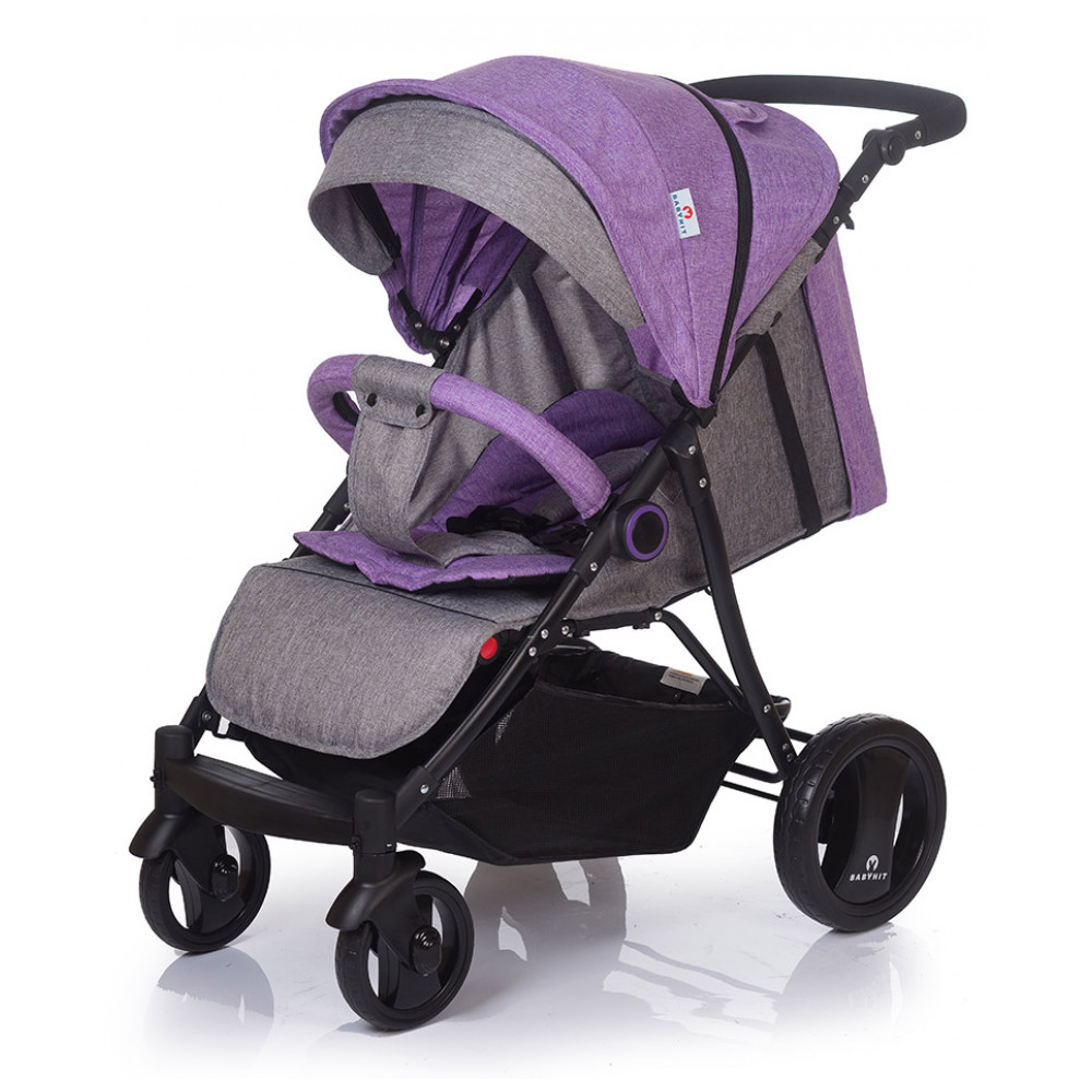 Mother & Kids Activity & Gear Baby Stroller Lightweight Stroller BabyHit 274570 pouch light weight portable travel airplane baby stroller can sit lie car foldable summer baby umbrella cart trolley pram 0 3y