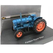 1:32 модель трактора из сплава FORDSON POWER основная металлическая сельскохозяйственная модель трактора коллекция