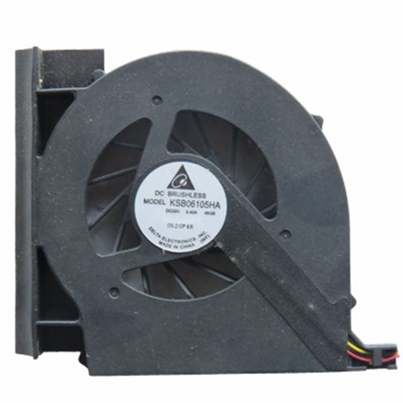 Laptop CPU Cooling Fan Replacement Part for HP CQ61 G61 CQ70 CQ71 G71