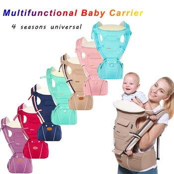 New Baby Carrier Ergonomic Carrier Backpack Hipseat for newborn prevent o-type legs sling Baby Kangaroos Carrier for new born