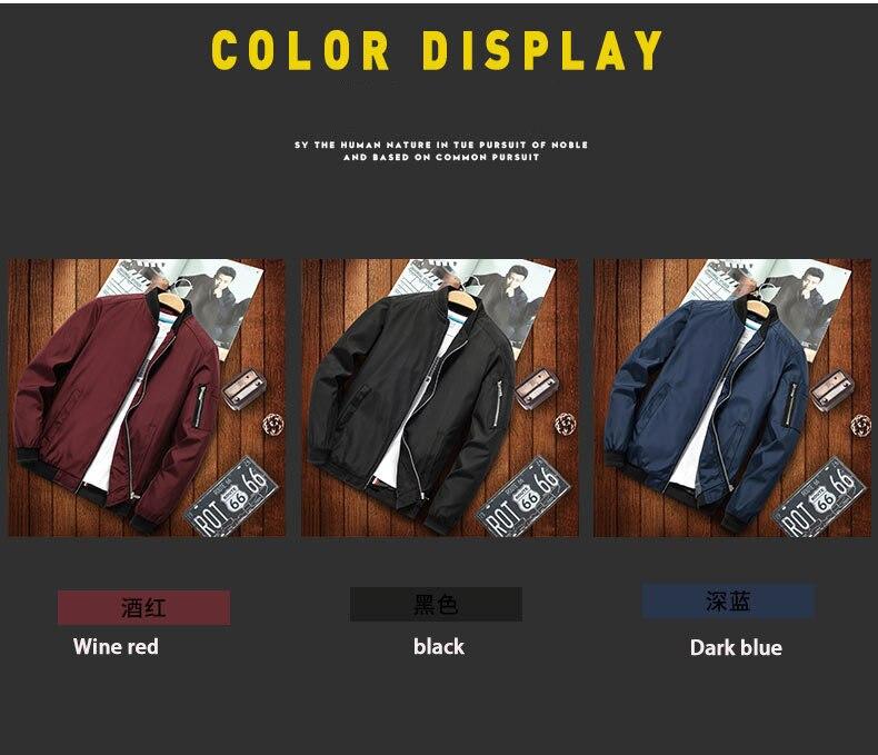 H4fbebcd5145b4db19792db949ad5d688S 2019 new jacket loose men's bomber jacket men's casual hip hop baseball collar print fashion jacket smooth jacket streetwear