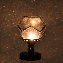 Дети игрушка «сделай сам» и проэктор звездного неба игрушка светодиодная Звезда Мастер ночной Светильник небо проекции Космос ночь лампа Рождественский подарок