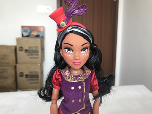Image 3 - Freddie Isle of The Lost Action Descendants de Disney, jouet, poupées, nouveau, ample, 11 pouces/28cm