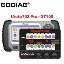GODIAG GT100 OBD II Break Out Box ECU Connector IAuto702 Pro 702Pro OBD2 Diagnostic Tool