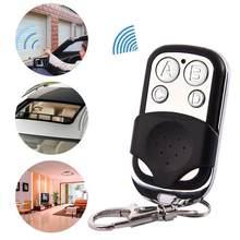 Controle Remoto sem fio RF 433 MHz Controle Remoto Da Porta da Garagem porta Elétrica Controlador de Chave Fob