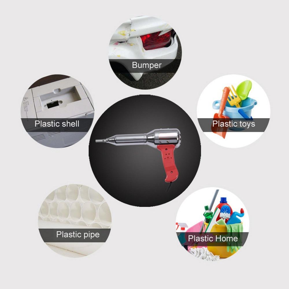 PVC Hot Tool Equipment Machine Air Plastic Voltage Gun 50HZ Handheld Welding 220v Welders Repair 700W Adjustable Torch Welding