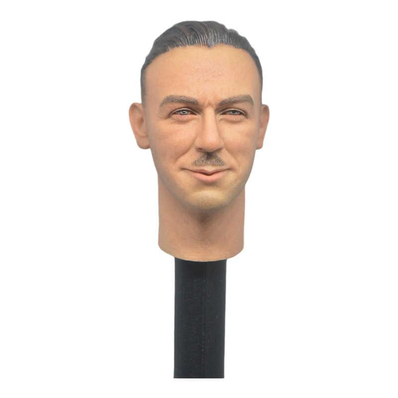 1//6 Scale Toy WWII Male Head Sculpt German General Kurt Arthur