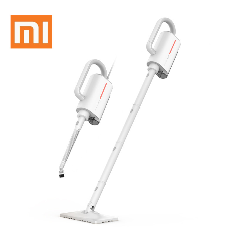 XIAOMI Deerma DEM ZQ610 Electric Steam Cleaners Mop Handheld Floor Window Washers Mopping broom Vacuum Cleaning Machine|Steam Cleaners|   - AliExpress