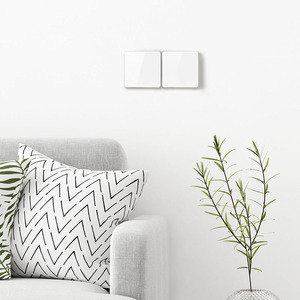 Image 5 - 2020 Xiaomi Mijia Wand Schalter Einzel Doppel dreibettzimmer Öffnen Dual Control Schalter 2 Modi Schalter Über Intelligente Lampe Lichter Schalter