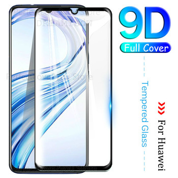 9D Full Cover For Huawei Honor 10i 20i 8S 8A 10 8 9 lite Tempered Glass For Y5 Y6 Y9 P Smart Plus 2019 P20 P30 Pro Lite 9H Film