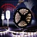 PIR Led Streifen Lampe Unter Schrank Licht 5V Usb Licht Motion Sensor Schlafzimmer Schrank Treppen Kleiderschrank Bar Nacht Beleuchtung 2835 SMD