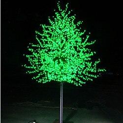 LED Kirschblüte Baum Hochzeit Garten Urlaub Licht platz Decor Outdoor Indoor led baum lichter wasserdicht Weihnachten Baum Licht