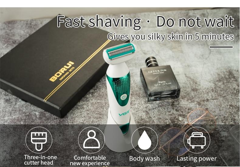 de barbear rosto barba sobrancelha aparador de nariz corpo biquíni
