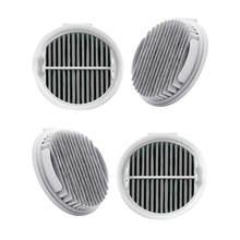 4 шт hepa фильтр для xiaomi roidmi беспроводной f8 умный ручной