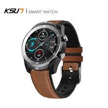 Ksr916 smart watch matching blood pressure heart rate men's