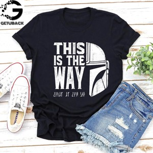 Women's The Mandalorian Child Baby Yoda Print T-Shirt Fashion Kawaii Girl Short Sleeve Tshirt Female Hipster Clothes(China)